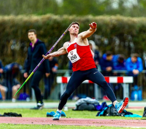 Harry Hughes Javelin